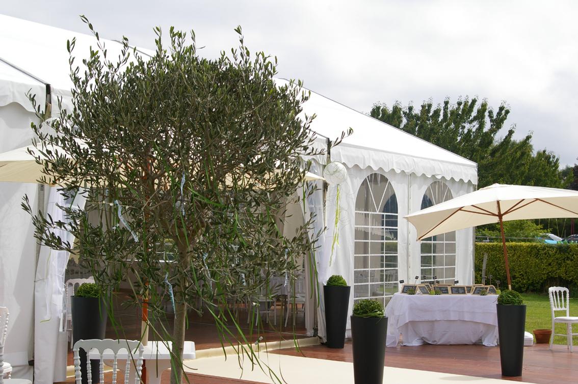 TENDANCE : Organiser son mariage à la maison | Le Blog de l ...