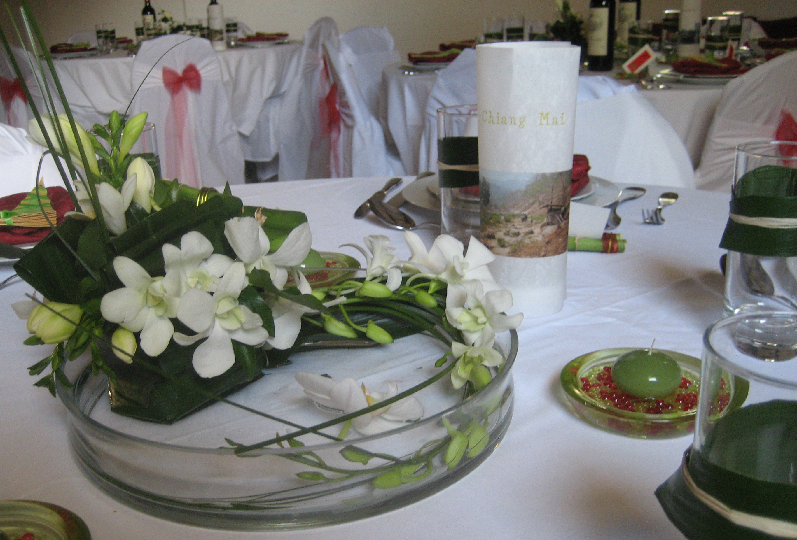 Theme Mariage Orchidee Decoration : Decoration de mariage theme orchidee idées et d