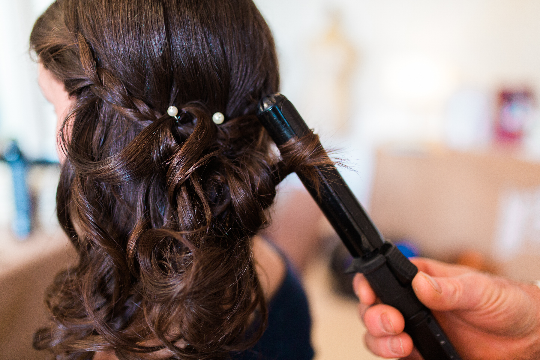 Choisir sa coiffure en fonction de sa robe