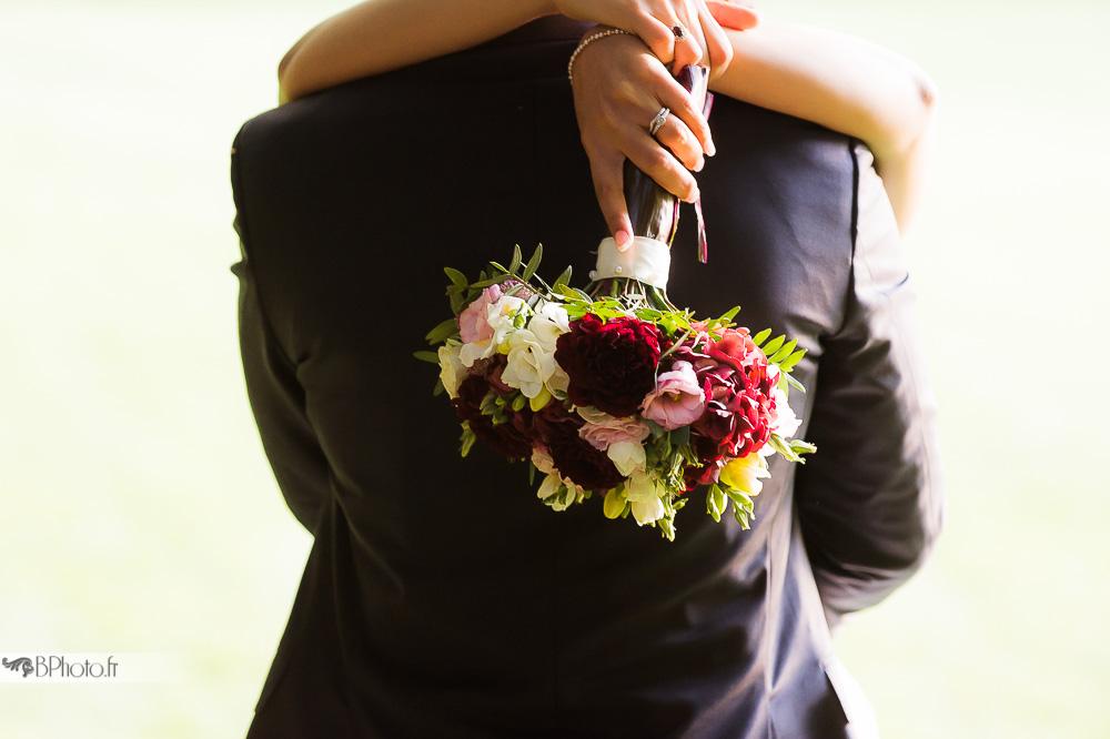 Bouquet de mariée - Fleurs