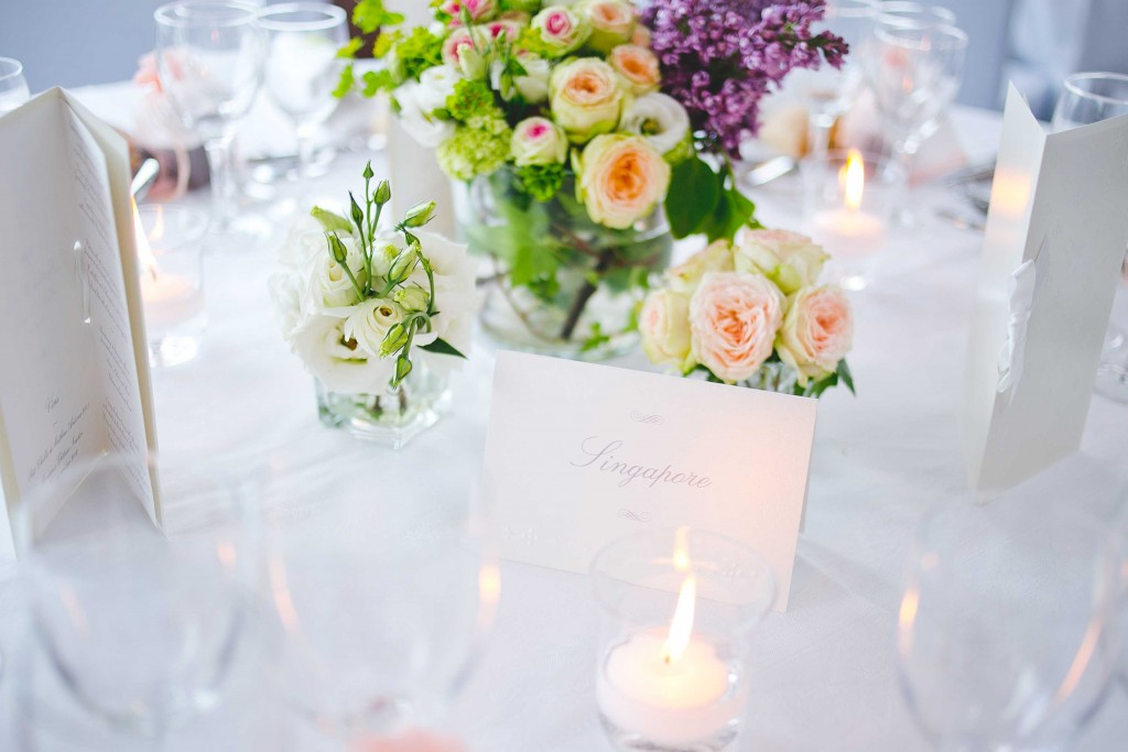 fleurs mariage, roses mariage