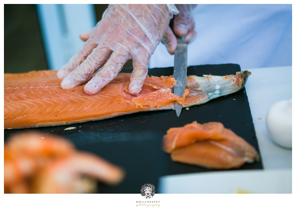 atelier mariage, wedding planner ile-de-france, saumon mariage