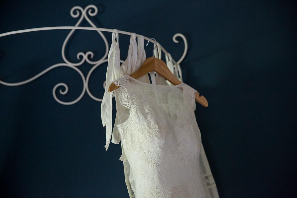 robe de mariée, photo mariée