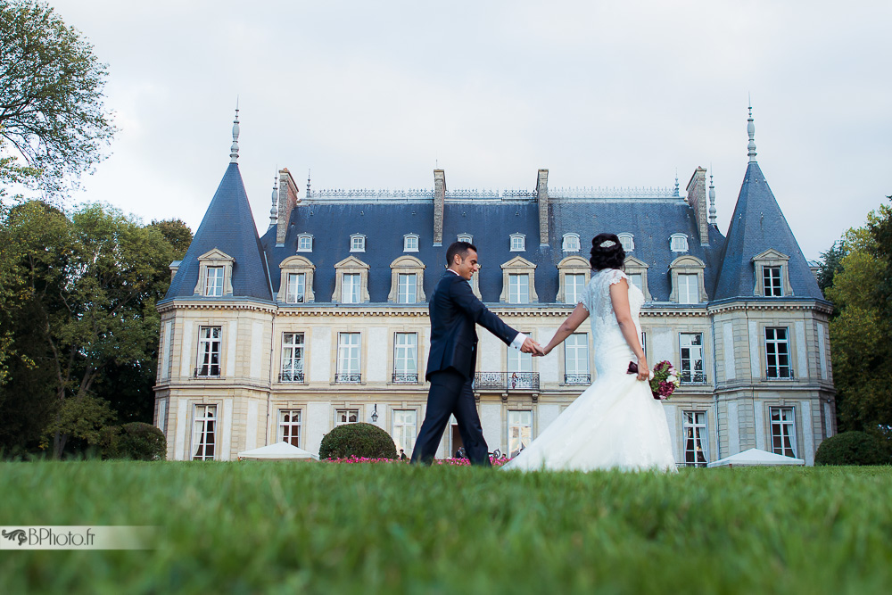 mariage château, organisation mariage rambouillet