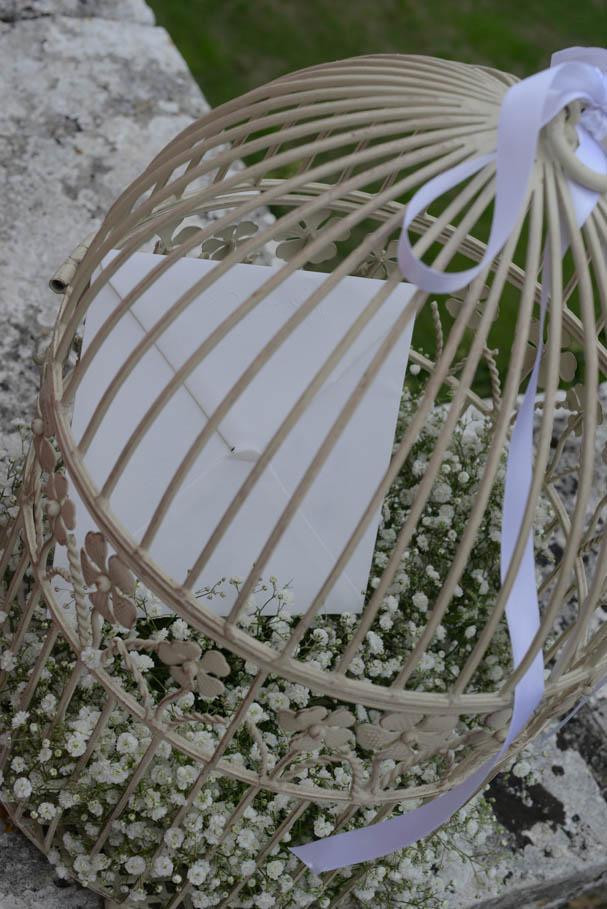 organisation mariage paris, mariage champêtre urne, urne mariage romantique