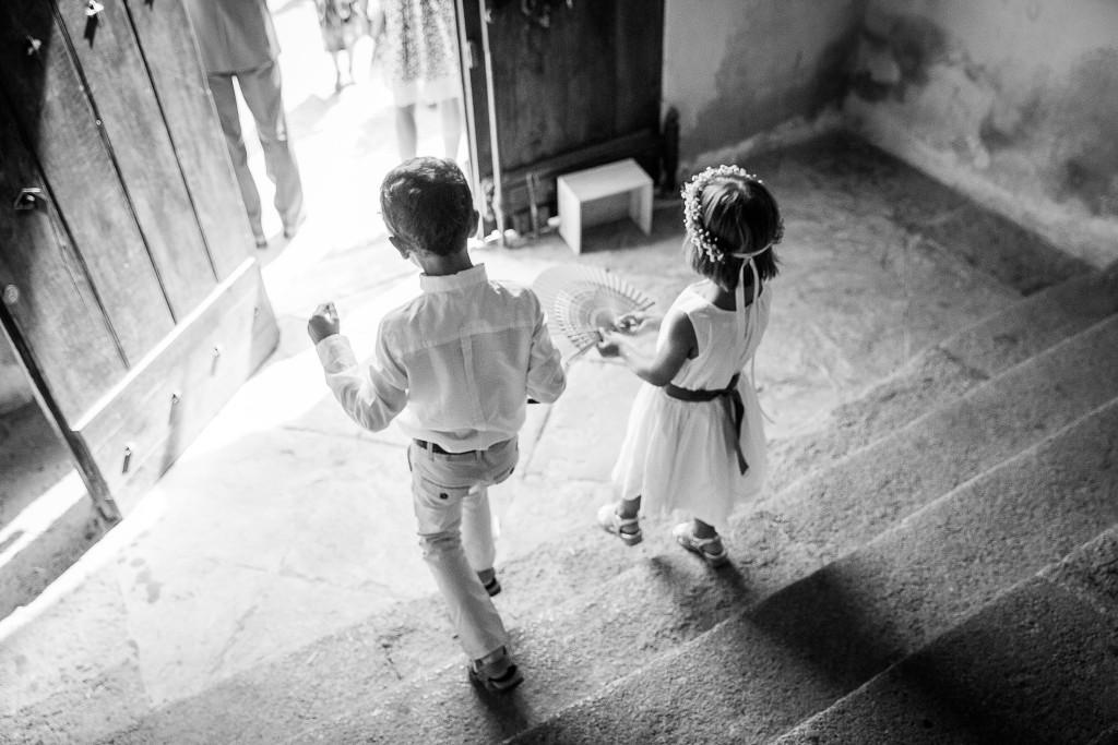 sortie église mariage, enfants mariage, wedding planner rambouillet