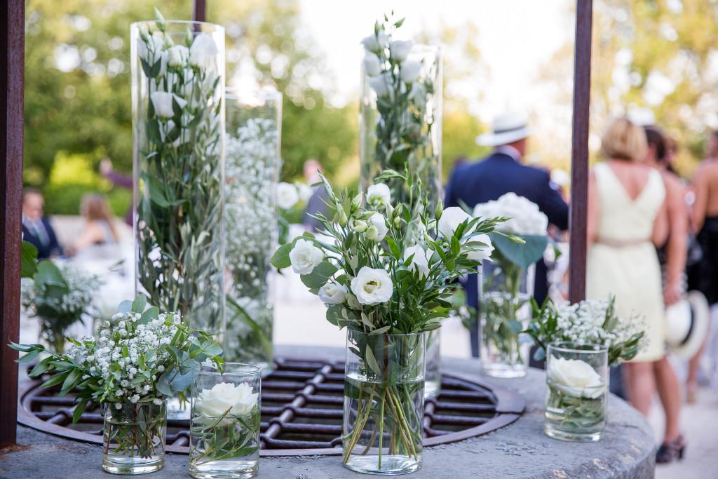 mariage fleuri, mariage en provence
