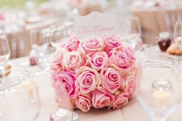 fleurs mariage, centres table mariage