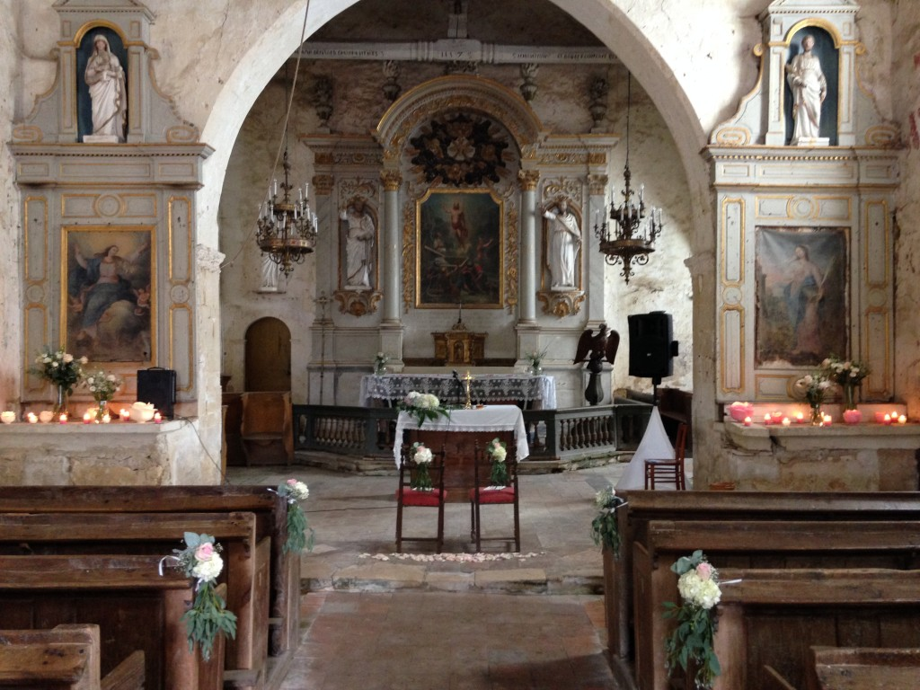 mariage prieuré, cérémonie religieuse mariage