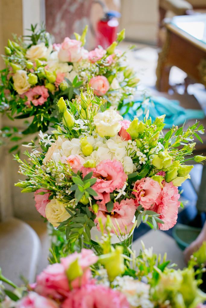 fleurs d'été, fleurs mariage, organisation mariage bretagne