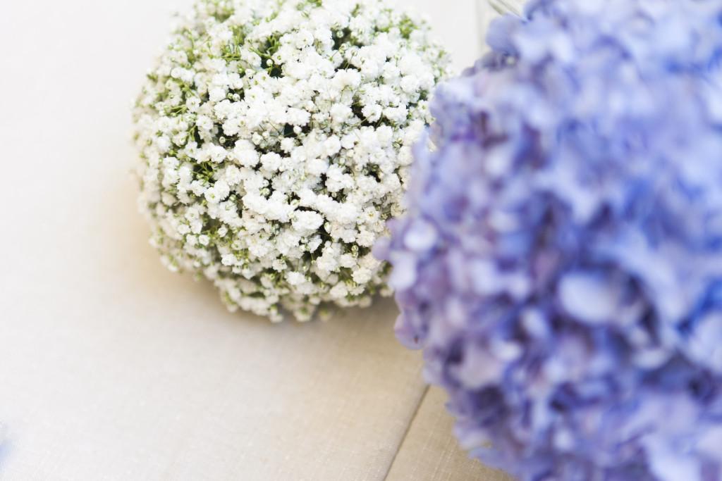 boule fleurie été, bouquet couleur lavande, organisation mariage rambouillet