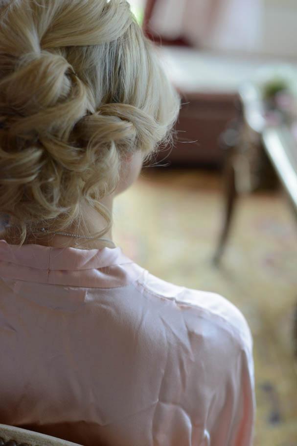 préparatifs mariée, mariage chateau