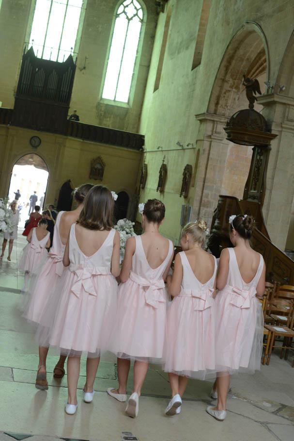 enfants mariage, robes filles mariage