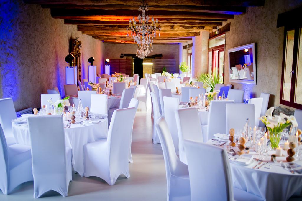 réception mariage, château mariage