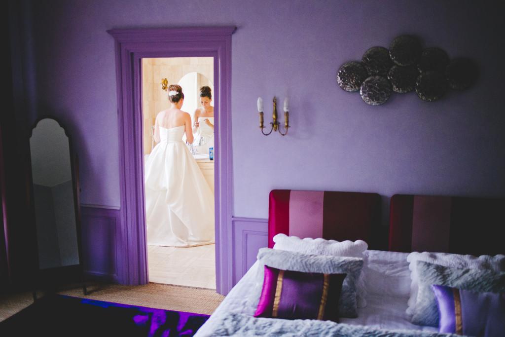 préparatifs mariage, mise en beauté mariage