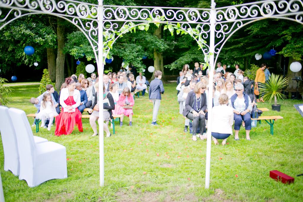 mariage parc château, cérémonie mariage domaine