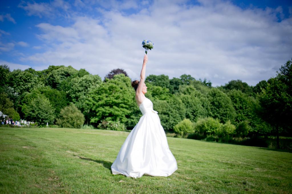 bouquet mariée, célébrer mariage
