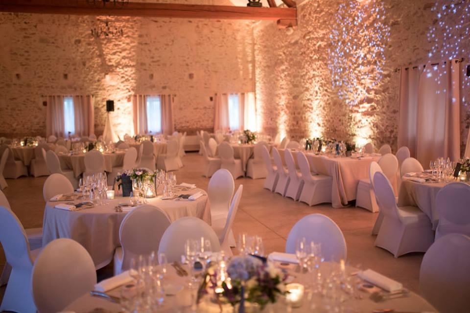 salle réception mariage, lieu réception mariage