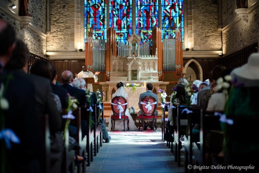 cérémonie mariage, mariage église