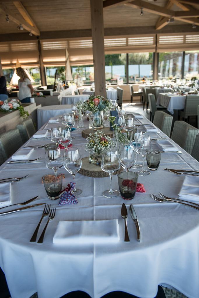lieu réception mariage, restaurant vue mer mariage