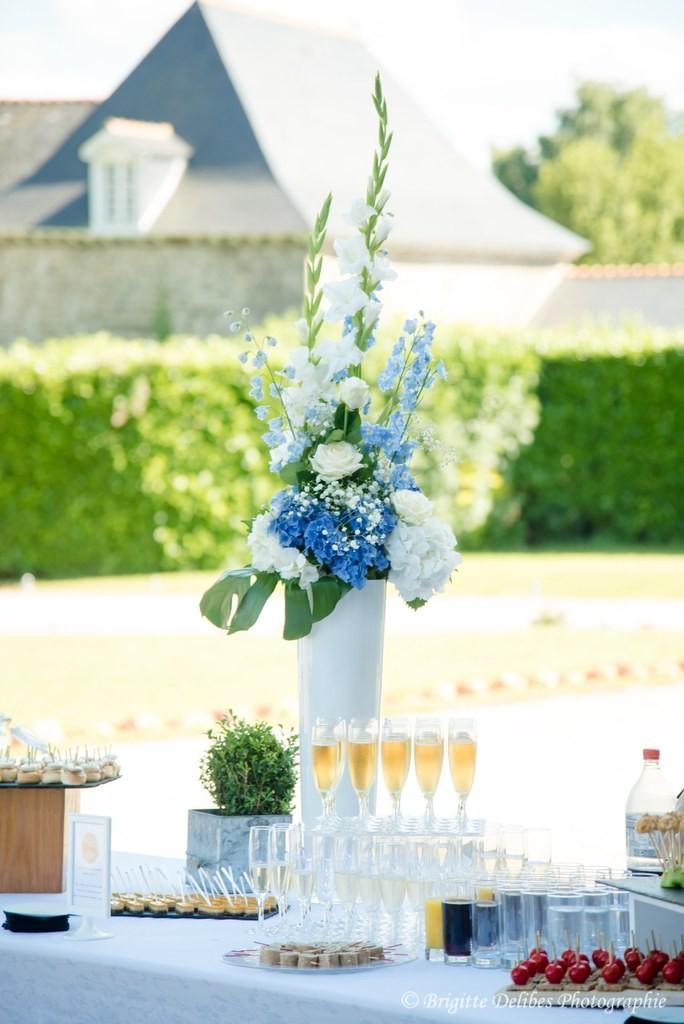 cocktail extérieur mariage, mariage cocktail