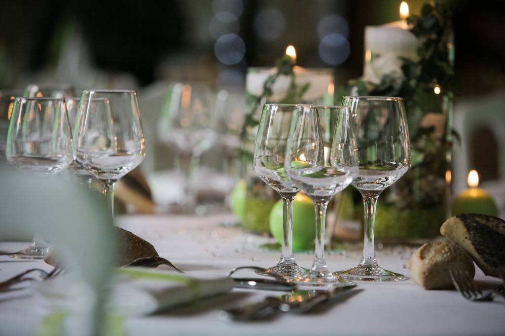 mariage thème vert, mariage thème naturel