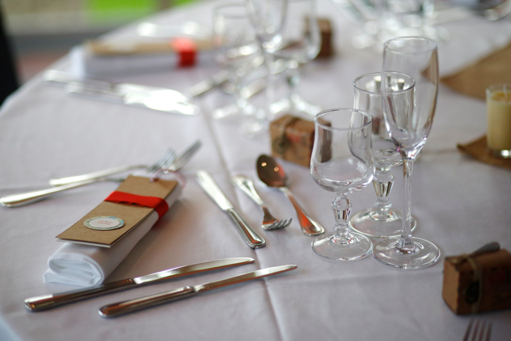table mariage, réception mariage