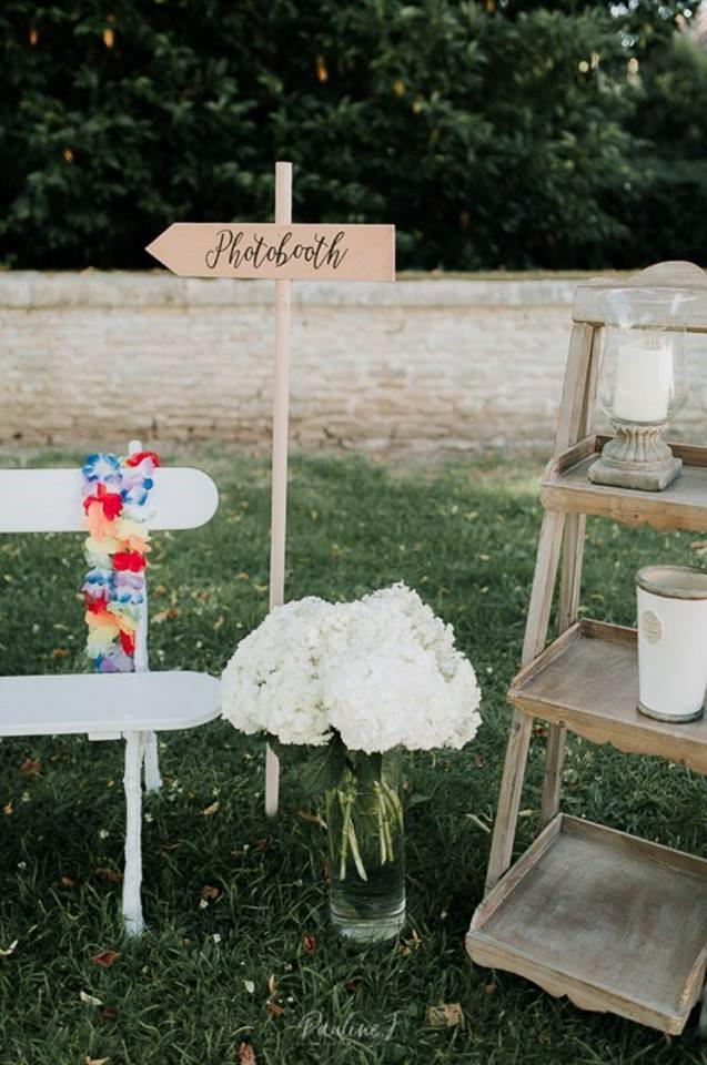 photobooth mariage, panneau photobooth