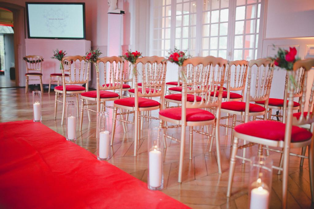 cérémonie mariage, chaises mariage