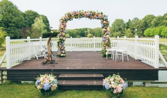 arche mariage, cérémonie laïque