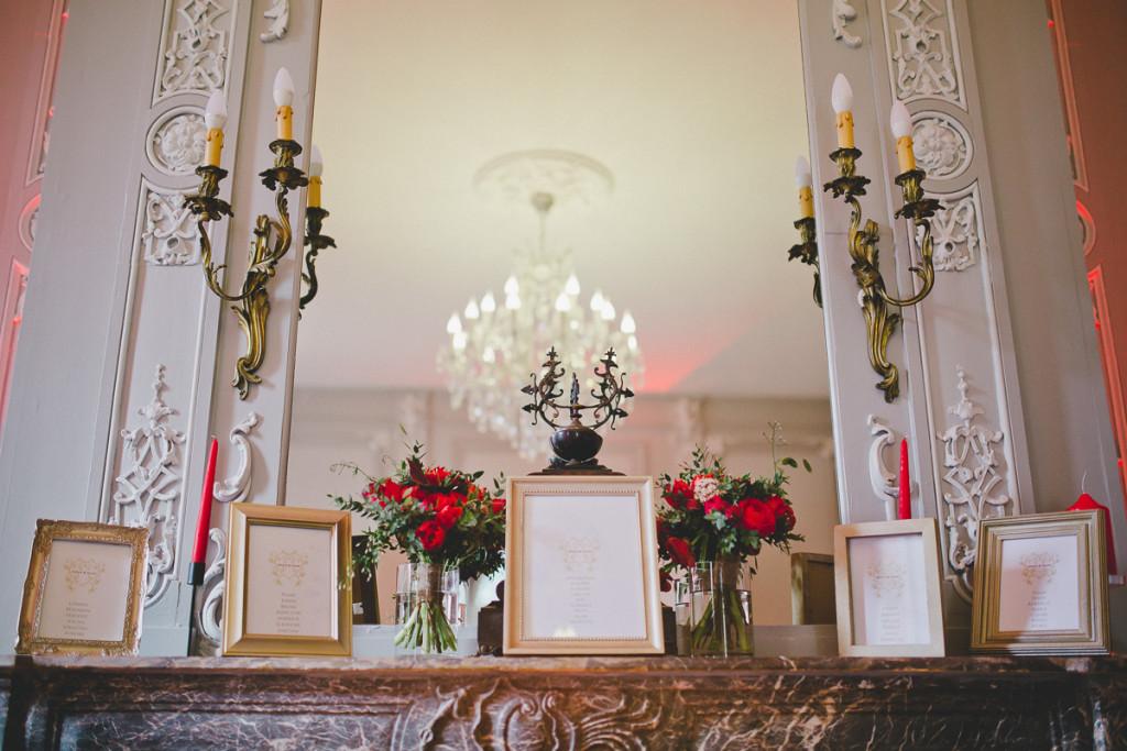 décoration mariage, décoration salle réception mariage, mariage manoir