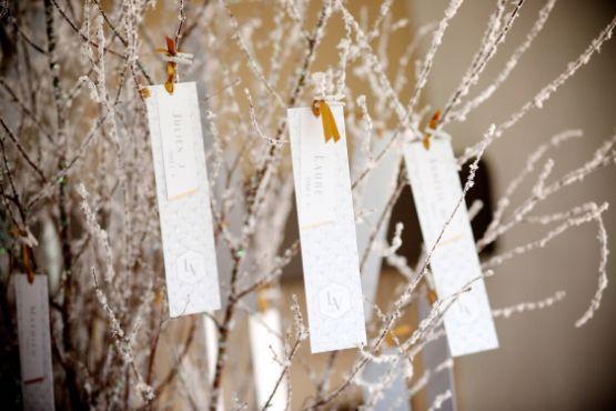 Wedding Planner - 10 idées pour un mariage en hiver