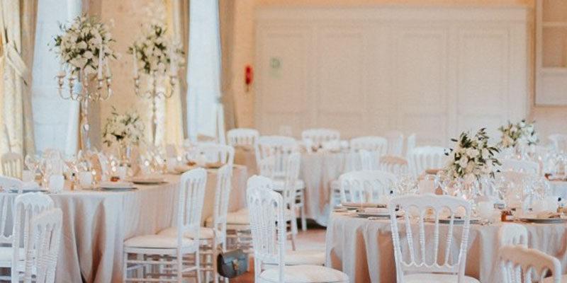 Lieux de réception de mariage-La sélection de Com'Une Orchidée wedding planner