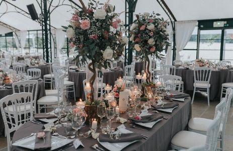 Votre lieu de mariage - Com'Une Orchidée